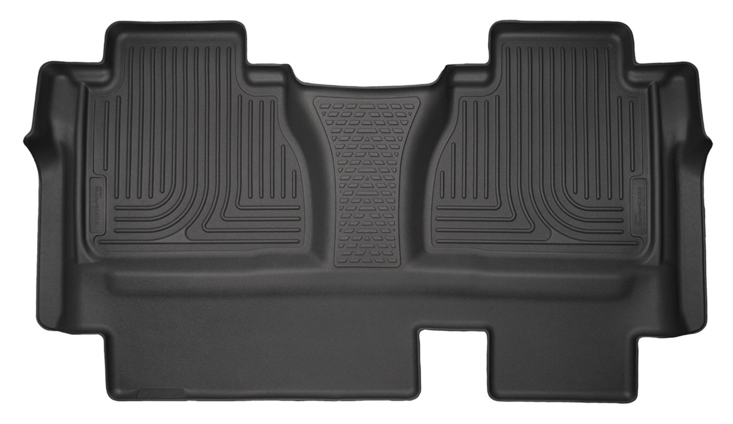 18561 Husky Liners Front Floor Liners Fits 12-18 Tundra CrewMax//Double//Standard Cab