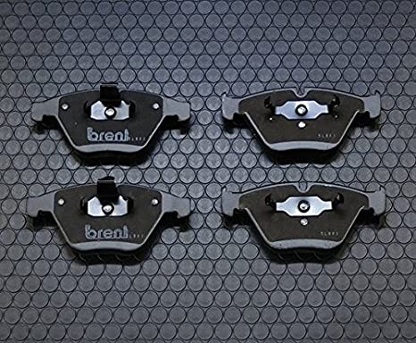 X6 For 2007-2017 BMW X5 X4 Hart Brakes Front Low Dust Ceramic Brake Pads