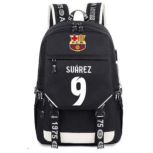 selezione migliore 4c149 838cf SJYMKYC Messi Football Fan School Zaino Ronaldo Football ...