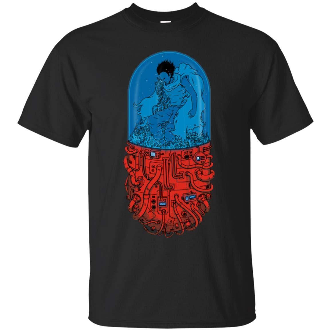 Akira Cyber Punk Capsule Pill 2019 Akira Cyberpunk Neo Tokyo Classic Retro T-Shirt G200 Gildan Ultra Cotton T-Shirt