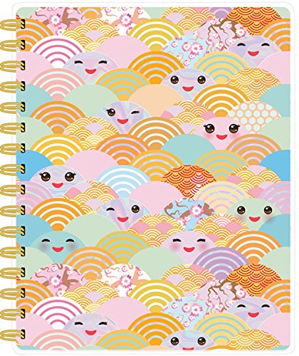 Paper House Productions Kawaii Stationery 1, 1-Pack, Planner