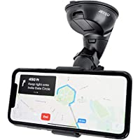 Olixar Phone Holder for Car Windscreen or Dashboard, Suction Lock Mount - Compatible with All Devices Including iPhone…