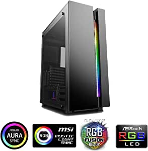 Deepcool New Ark 90SE - Caja para Torre con Kit Windows: Amazon.es ...