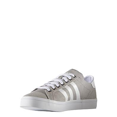 bas prix ca0c3 67d51 adidas - Chaussure Court Vantage - Grey - 48: Amazon.fr ...