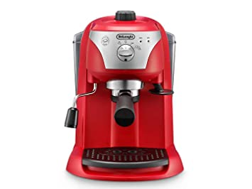 DeLonghi bomba tradicional del café express de la máquina ECC221.R (Producto