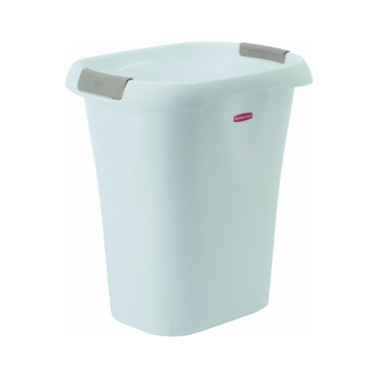 Amazon.com: Rubbermaid Open Wastebasket, 21-Quart, White: Home & Kitchen