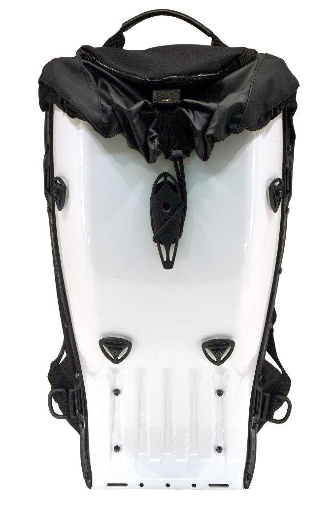 BOBLBEE Meg-Aero Backpack Darth-Glossy Black