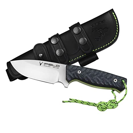 iFIELD Cuchillo de Supervivencia y Caza Workout EL29118 ...