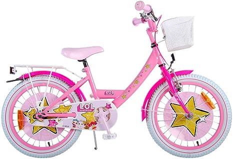 Bicicleta Niña Chica LOL Surprise18 Pulgadas Freno Delantero al ...