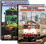 PKP, Polish State Railways, Cab Ride - 2 DVD Set
