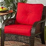 Greendale Home Fashions Outdoor Sunbrella Deep Seat