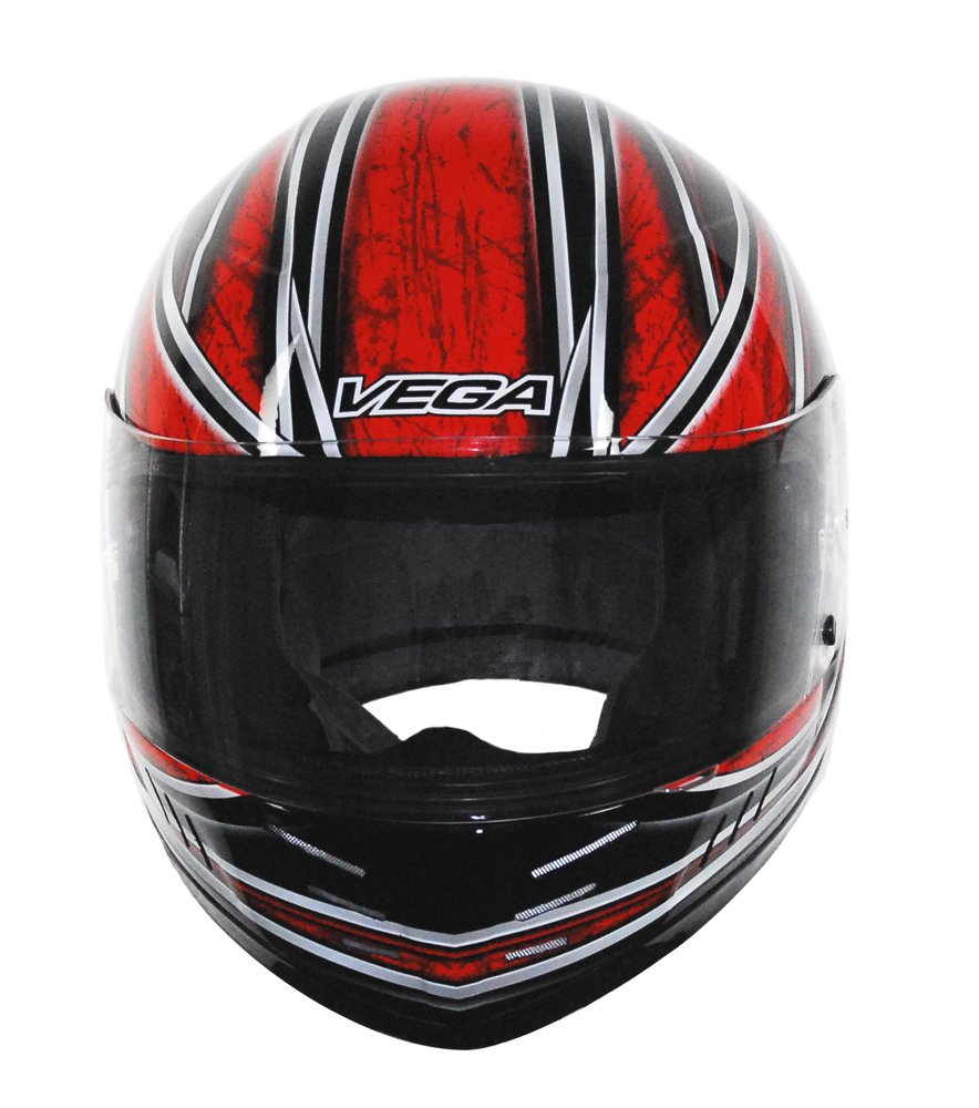 Amazon.com: Vega Trak Full Face Karting Helmet with Universe Graphic (Black, X-Small): Automotive