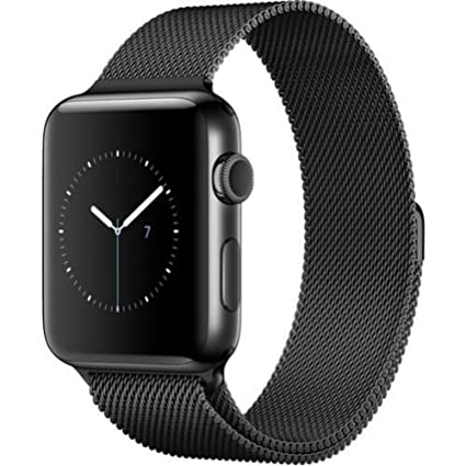 Amazon.com: Apple Watch Series 2 42mm Smartwatch (Space ...