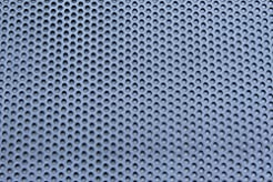 304 STAINLESS STEEL PERFORATED SHEET .04...