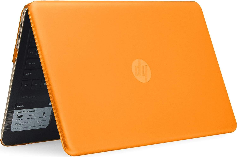 "mCover Hard Shell Case for 15.6"" HP Pavilion 15-CSxxxx (15-CS0000 to 15-CS9999) Series (NOT Fitting 15-AY / 15-BA / 15-AU / 15-CC / 15-BS etc or Envy Series laptops) Notebook PC (Pav15-CS Orange)"