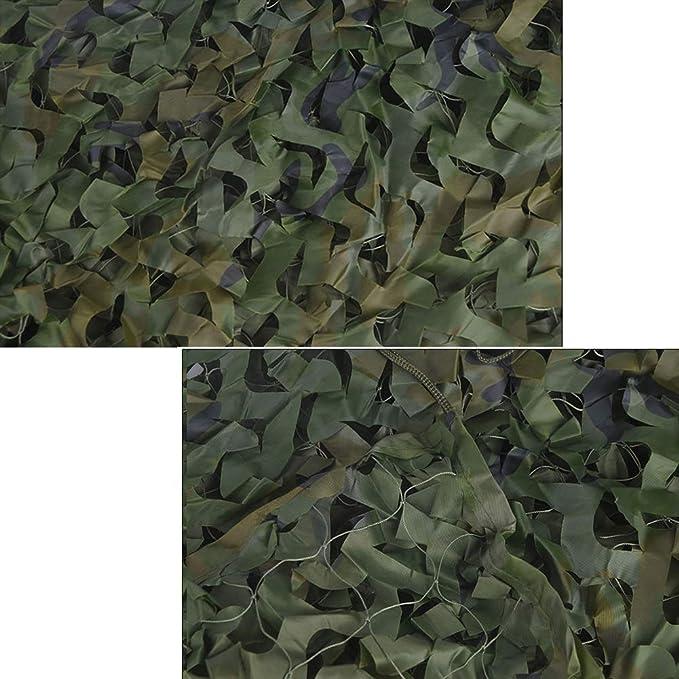 Toldo de tela para jardín con diseño de camuflaje 150D Oxford para exteriores para campamentos militares, camuflaje, vela de camuflaje, Oxford, A, 4x6m: Amazon.es: Hogar