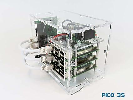 Pico 3S Raspberry PI - Advanced Kit - 192GB Storage