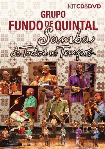 (Samba de Todos Os Tempos (Kit Dvd + Cd) - Grupo Fundo de Quintal)
