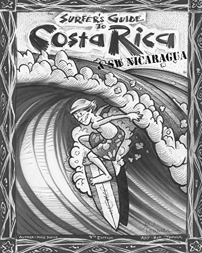 Surfers Guide Costa Rica Nicaragua product image