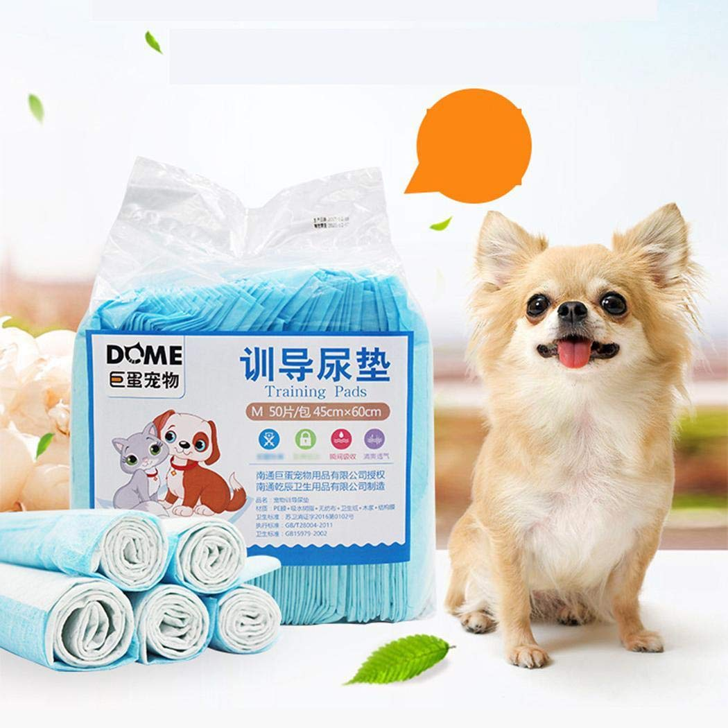 60 x 90 cm Cokil Pet Diaper Rapid Absorption Disposable Diaper Pet Toilet Supplies Diapers