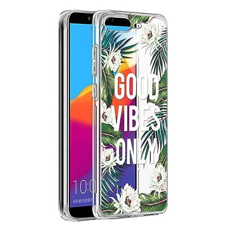 coque portable huawei y6 2018