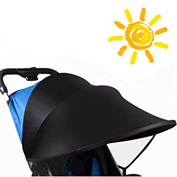 Mother & Kids Rain Cover For Baby Cart Special Wind Proof Dustproof Raincoat Big Cart High Landscape Special Rain Cover 50% OFF