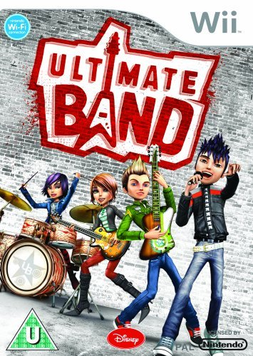 Ultimate Band - Wii by Disney Interactive (Wii Band Ultimate)
