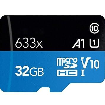 DFGdf Tarjeta TF Tarjeta de Memoria MicroSD de Alta ...