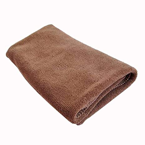 1pc toalla ligero secado rápido microfibra toalla baño toalla ultra absorbente para viajes playa deporte gimnasio