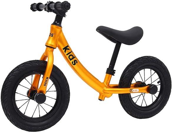 Bicicletas de Equilibrio para Niños 12 pulgadas bicicleta de equilibrio de peso ligero for la bici