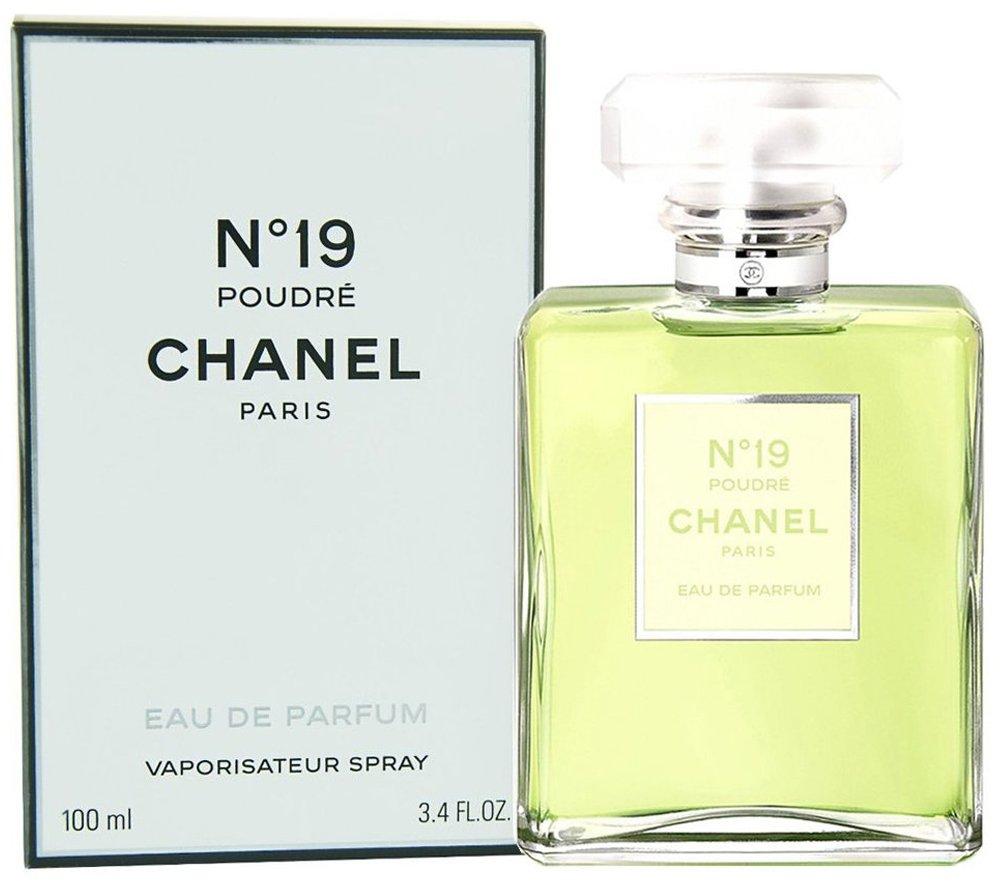 Chânel No.19 Poudre Eau De Parfum Spray for woman 3.4 fl oz, 100ml