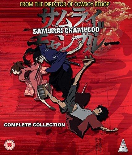 (Samurai Champloo Collection [Blu-ray] [Region)