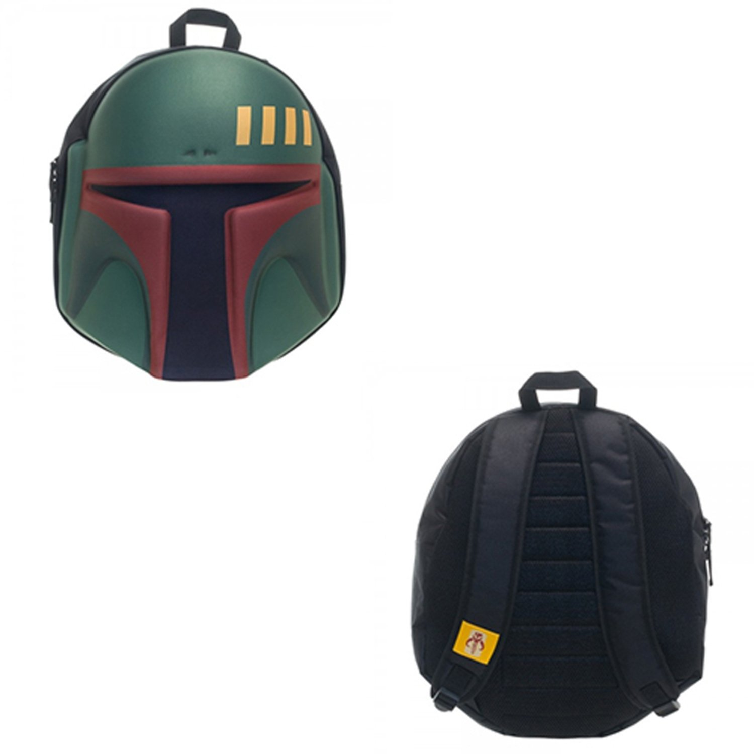 Star Wars Boba Fett Moulded Backpack by Unknown