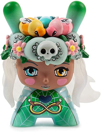 Justice by Tokyo Jesus Arcane Divination The Lost Cards Dunny x Kidrobot