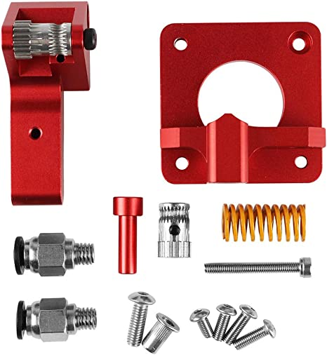 Kit extrusor de Doble polea Btech para Impresora 3D CR-10S Pro ...