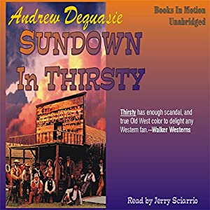 Sundown in Thirsty Audiobook