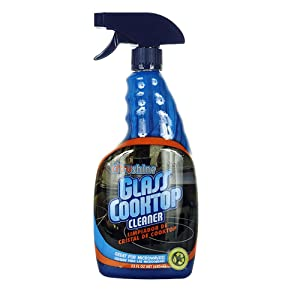 Bryson Citrushine Glass Cooktop Cleaner