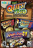 Best Mumbo Jumbo Computer Games - Quest Trio: Jewels, Cards and Tiles - Standard Review