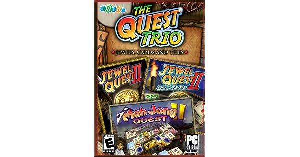 Amazon com: The Quest Trio: Jewel Quest II / Jewel Quest II