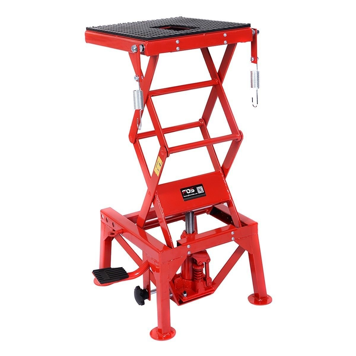 Goplus 300lb Motorcycle Lift Table