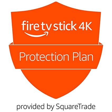 2 Year Accident Protection For Fire Tv Stick 4 K (2018 Release) by Square Trade