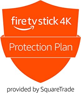 2-Year Protection Plan for Fire TV Stick 4K (2018 release, delivered via e-mail)
