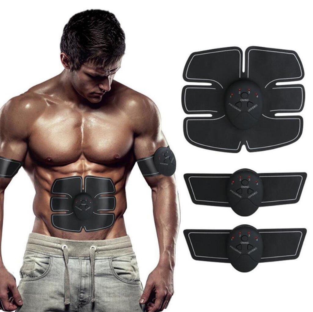 PFSYR Muskel-Trainer-Muskel-Eignungs-Apparat//Abdomen-Arm-Bein hohe Leistungsf/ähigkeit /Übung//Innenministerium jederzeit verwenden