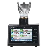 Medidor de energía LCD LPT200 portátil/medidor de potencia