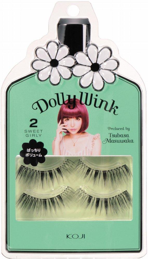 Amazon Koji Dolly Wink Eyelash Fix Glue Black Fake