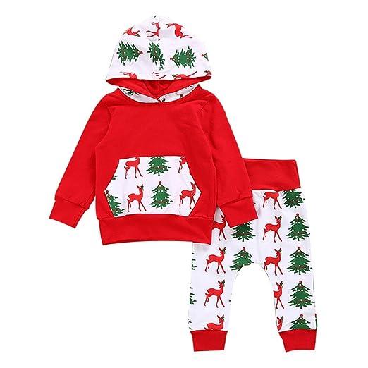 3a1585b3a Amazon.com  ❤ Mealeaf ❤ Toddler Outfit Newborn Infant Baby Boy ...