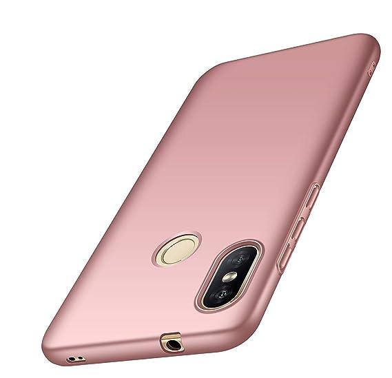 buy online 64643 e7397 Xiaomi Mi A2 Lite/Redmi 6 Pro Case,MYLBOO Xiaomi Mi A2 Lite Back Cover  [Ultra-Thin] [Anti-Drop] [Shockproof] Slim Hard Plastic Case for Xiaomi Mi  A2 ...