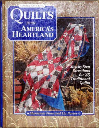 Quilts Americas Heartland Step Step product image