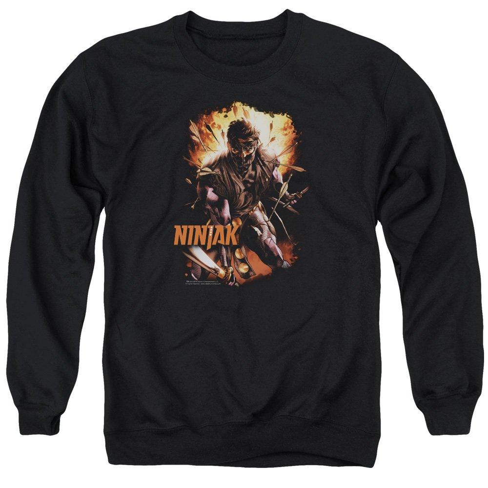 Ninjak - Herren Fiery Sweater