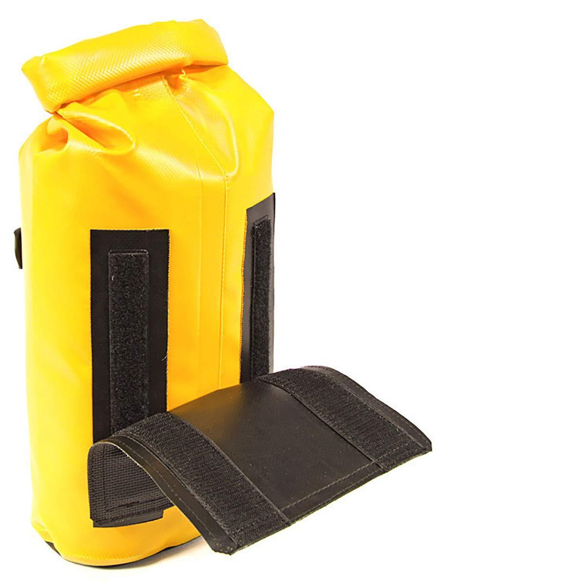 Small Wolfman Luggage/H101 Black Rolie Bag